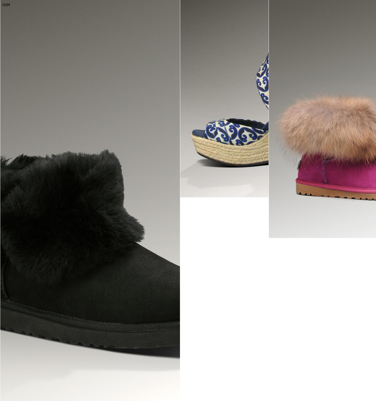 botas ugg estan de moda