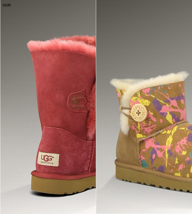 nuevas botas ugg