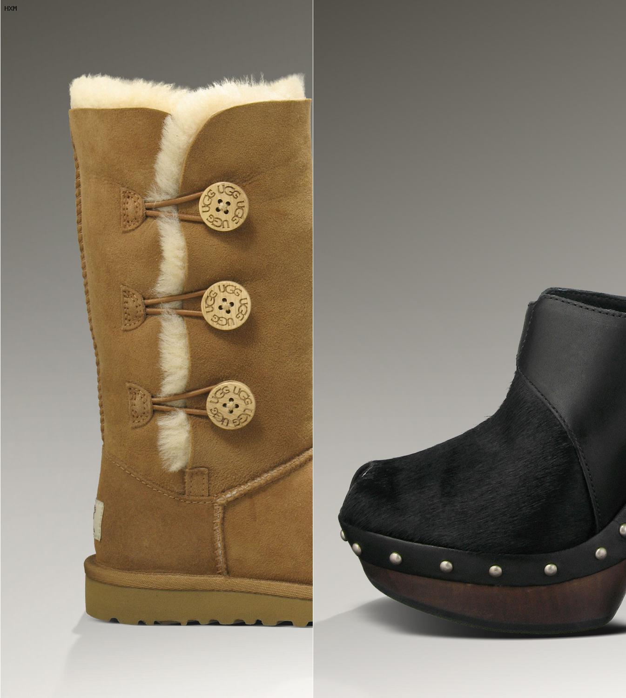 precio botas ugg el corte ingles