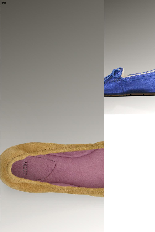 zapatos ugg mujer mexico